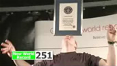 Top Dog Promotions news: Dan Magness World Records (flash video, 1′55″)