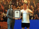 Top Dog Promotions news: Dan's world record (jpeg image)